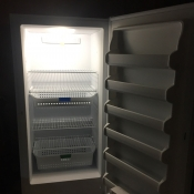 A freezer and other supplies were bought to enable students to run a food recovery program with the dining halls.