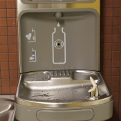 New Bottle Fillers Throughout Campus